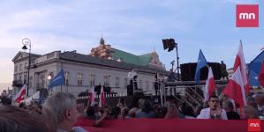 """Ryszard Petru przyznaje: """"Jak będzie nas milion to obalimy ten rząd"""" [WIDEO]"""