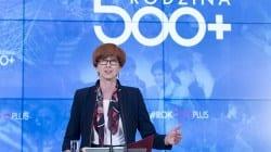 PiS szykuje rewolucję w 500 plus? Minister nie wyklucza zmian