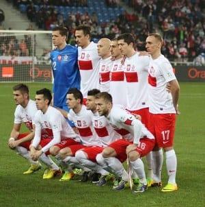 Reprezentacja Polski wygrała z Żydami. Izrael pokonany 2 do 1