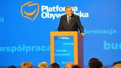 W opozycji awantura o kandydata na prezydenta Warszawy. Zarzuty Nowoczesnej