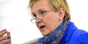 """Róża Thun: """"Gnój lejący się w TVPIS zalewa Polskę"""""""