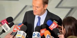 """Tusk: Jestem dumny z bycia """"proukraińskim maniakiem"""""""