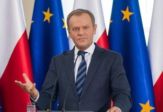 Donald Tusk zostanie szefem Europejskiej Partii Ludowej? Zgłosiła go PO