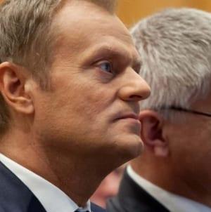 Donald Tusk pozostał jedynym kandydatem na szefa Europejskiej Partii Ludowej