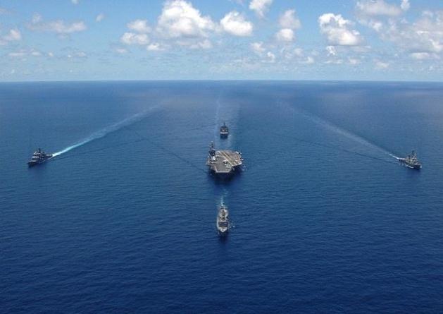 Napięcie między Rosją a Ukrainą rośnie. Brytyjskie okręty popłyną na Morze Czarne