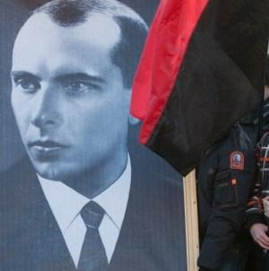 Ukraiński IPN: Bandera to wzór do naśladowania