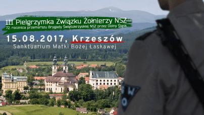Zaproszenie na III Pielgrzymkę ZŻNSZ do Krzeszowa