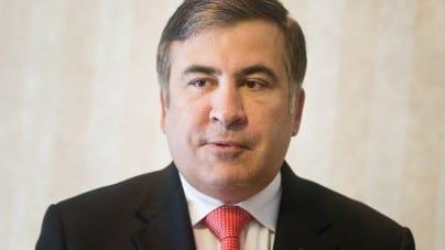Gruzja zwraca się do Polski o zatrzymanie Saakaszwilego