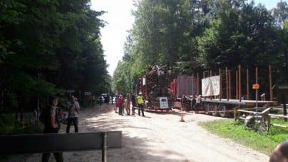 Skandal w Puszczy Białowieskiej. Ksiądz zaatakowany przez ekologów