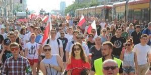 Marsz Powstania Warszawskiego 2020. Znamy trasę przemarszu [SZCZEGÓŁY]