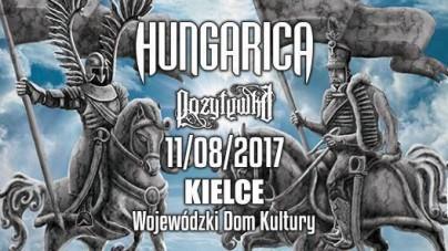 Kielce – Koncert Hungariki i Pozytywki