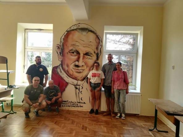 Polscy Kibole dla Mościsk. Relacja z pomocy dla Kresowiaków