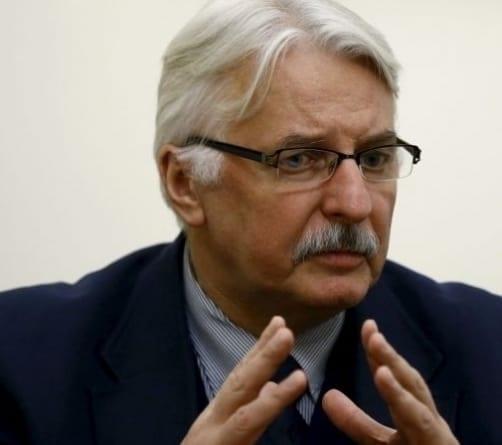 Minister Waszczykowski zareagował na wywiad jakiego udzielił minister Federacji Rosyjskiej w sprawie drugiej wojny światowej.