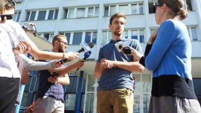"""ONR żąda przeprosin od prezydenta Białegostoku. ,,Faszyzm i nazizm jest nam odległy"""" [WIDEO]"""