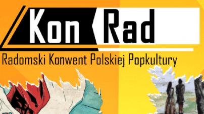 Zbliża się Pierwszy Radomski Konwent Popkultury!