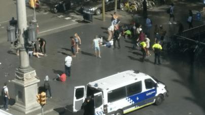 Od terroryzmu groźniejsza jest… grypa. Guru polskiej lewicy kpi z zamachu w Barcelonie?