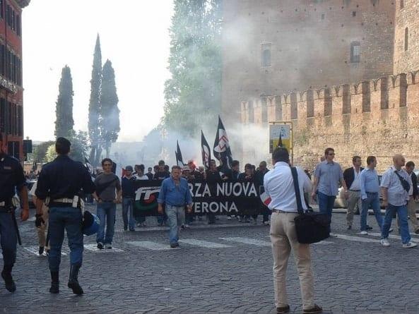 Włochy: Doroczne uroczystości zawierzenia św. Michałowi Archaniołowi – patronowi Forza Nuova