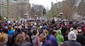 W Rosji trwają protesty w obronie Iwana Gołunowa