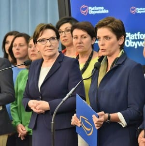 Joanna Mucha zrezygnuje z walki o PO. Arłukowicz już odpuścił
