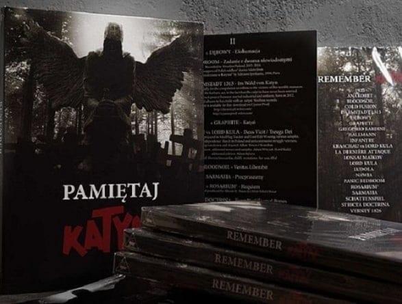 Remember Katyń – nowa składanka poświęcona pamięci ofiar zbrodni katyńskiej!