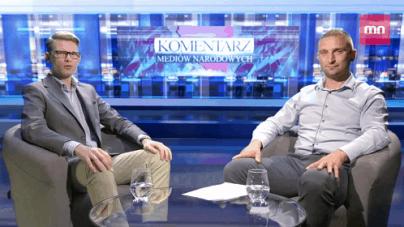 Kalinowski i Bąkiewicz o zamieszaniu wokół projektu paszportu [WIDEO]