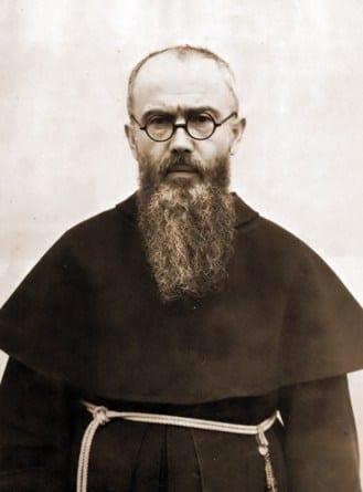 """77. rocznica śmierci św. Maksymiliana Marii Kolbego: """"Chcę umrzeć za niego"""""""
