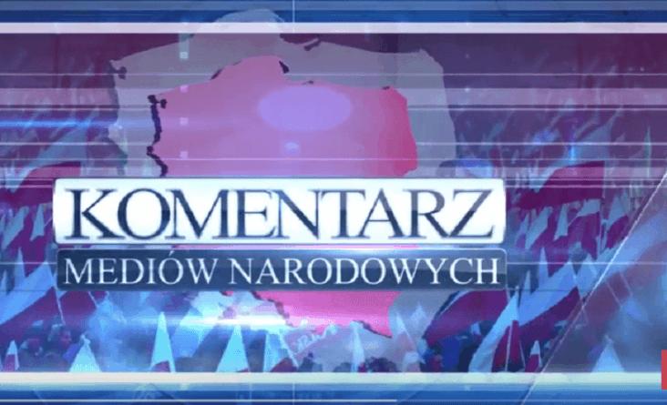 Komentarz Mediów Narodowych: Czy Polacy potrafią świętować zwycięstwa [WIDEO]