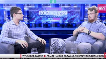 """Komentarz Mediów Narodowych: """"Wyborcza"""" blokuje niewygodne treści o Andrzeju Dudzie"""