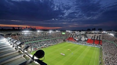 Legia Warszawa odpadła z eliminacji do Ligi Mistrzów