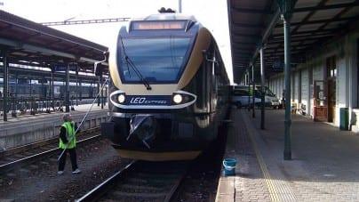 Czeski przewoźnik kolejowy chce wejść na polski rynek. PKP w obliczu wyzwania