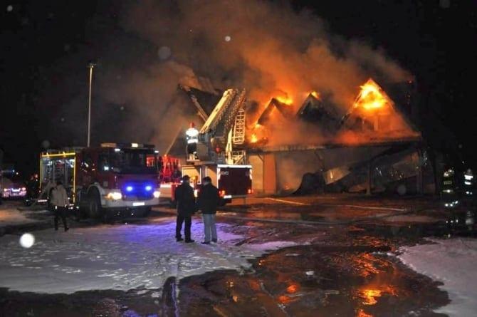Tragedia w Katowicach, wybuchł pożar. Są ofiary smiertelne