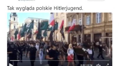 Młodzież Wszechpolska zapowiada wytoczenie procesu Obywatelom RP!