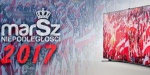 Reklama Marszu Niepodległości 2017 w TVP. Potrzebna mobilizacja