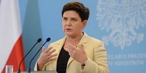 Premier Szydło ostro o debacie w Parlamencie Europejskim! Mówiła też o Marszu Niepodległości