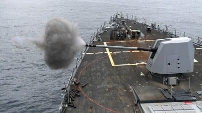 Wypadek amerykańskiego niszczyciela rakietowego w cieśninie Malakka