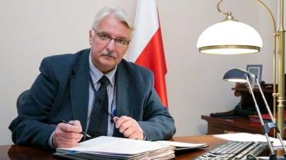 Waszczykowski: Komisja Europejska prowadzi politykę dyskryminacji Polski