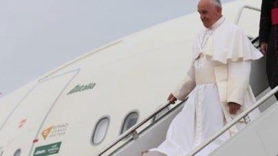 Trwa papieska wizyta w Kolumbii