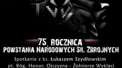 Kielce – upamiętnią żołnierzy NSZ