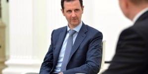 """Bashar al-Assad odwiedził katolicką młodzież: """"Chrześcijanie nieustannie budują cywilizację w Syrii"""""""