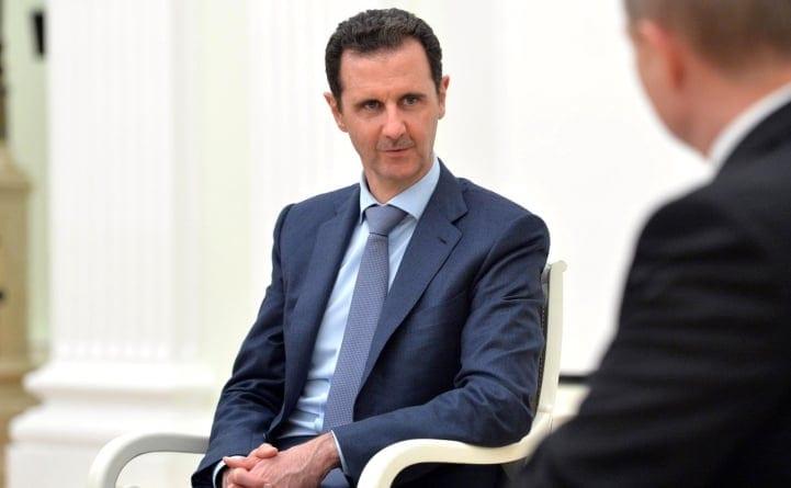 Wojnę w Syrii bezdyskusyjnie wygrywa al-Assad [WIDEO]