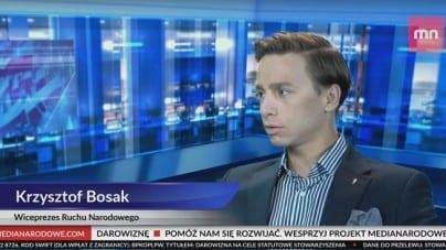 K. Bosak: Istotniejsze są zmiany w procedurach i sądach powszechnych, a nie gry polityczne w obozie władzy [WIDEO]