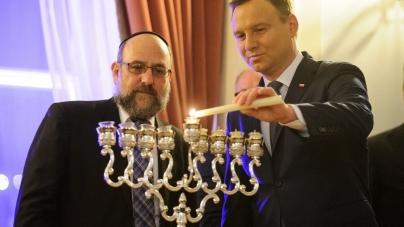 Prezydenci Polski i Izraela wezmą udział w Marszu Żywych
