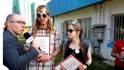 Zapytali lewackiego działacza, jakie wolności odebrała mu władza. To nagranie podbiło sieć!
