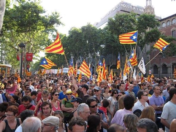 """RAŚ wyraża poparcie dla Katalonii. """"Mają prawo do kształtowania swojej przyszłości"""""""