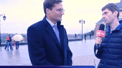 M. Gyöngyösi (Jobbik): Będziemy bronić mniejszości węgierskiej na Ukrainie [WIDEO]