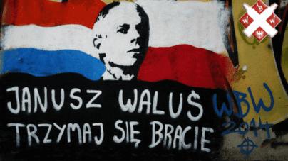 BUSSE: Janusz Waluś – antykomunista, polski bohater, więzień sumienia