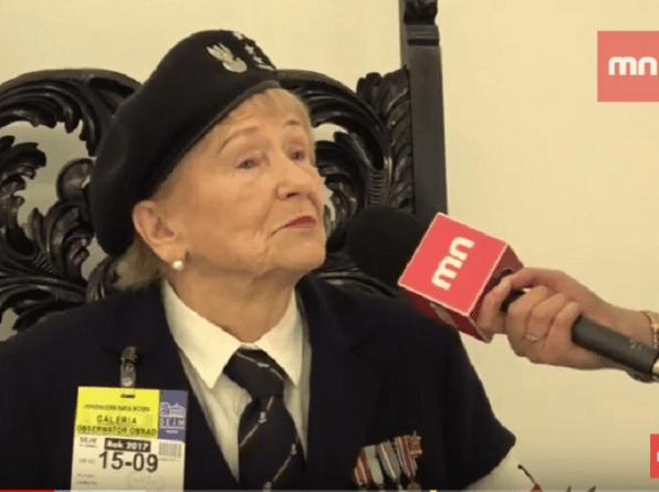 Sejm jednogłośnie upamiętnił NSZ [WYWIADY Z KOMBATANTAMI]