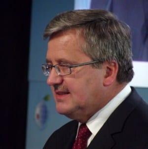 Cenckiewicz ujawnił szokujące dokumenty o Komorowskim
