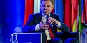 """Andrzej Duda zapowiada budowę Baltic Pipe. """"Milowy krok"""". Eksperci nie są przekonani"""