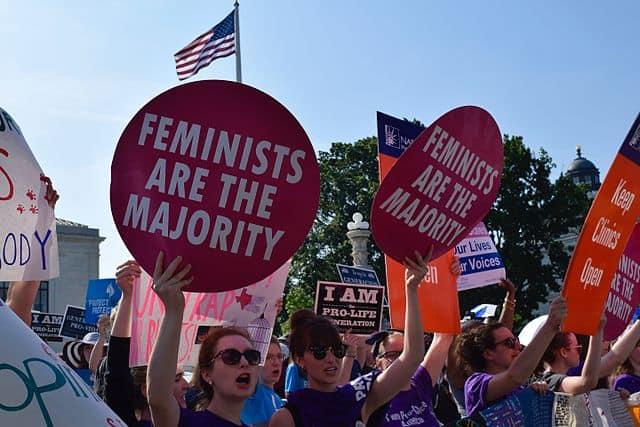 Feminizm w XIX i XX wieku
